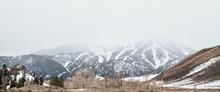 Sun Valley Idaho In Winter