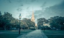 Newport Rhode Island City Stre...
