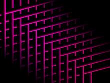 Abstract Vector Light Purple S...