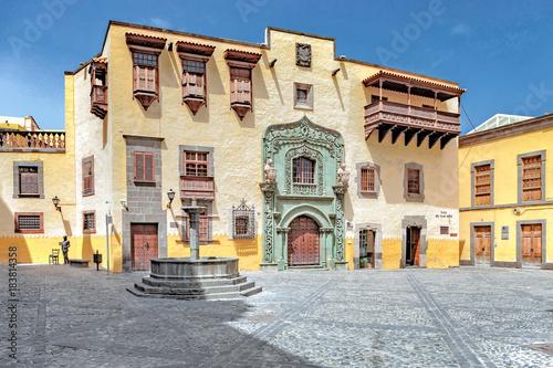 Las Palmas - Kolumbus Haus - Casa de Colon