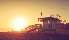 Santa Monica Beach Lifeguard T...