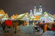 Christmas Markets On The Old T...