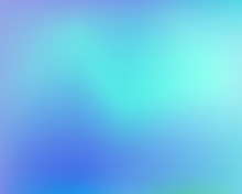 Blue Abstract Gradient Background. Vector Illustration.