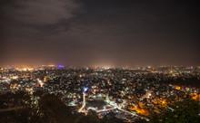 Panoramic View From Svayambuna...
