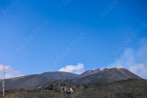 Photo crateri sommitali vulcano Etna 8