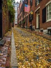 The Fall On Acorn Street ,Boston