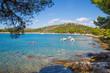 traumhafte Buchten und Natur auf den Inseln Kroatiens