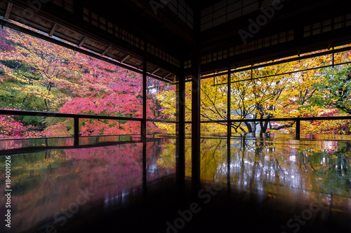 Papiers peints Kyoto 秋の瑠璃光院
