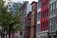 City Row Homes In Philadelphia