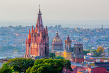 Mexico - Historic Cathedral In...