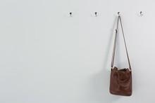 Bag Hanging On Hook