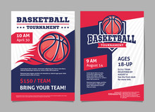 Basketball Tournament Posters,...
