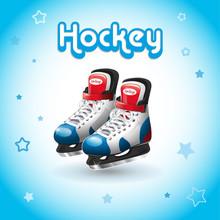 Ice Hockey Skates,
