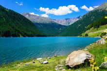 Stau See In Schnals - Südtirol