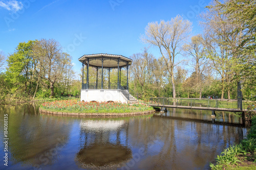 Photo  Vondelpark à Amsterdam