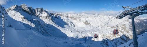 Photo Passo del Tonale ski area