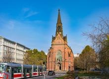 Cerveny Kostel - Kostel Jana A...