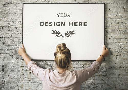 Fotografía  Design space photo frame