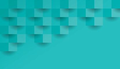 Zielony abstrakcjonistyczny tło.