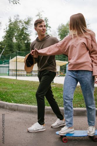 skateboarding teaching lessons  Active lifestyle  Teenage