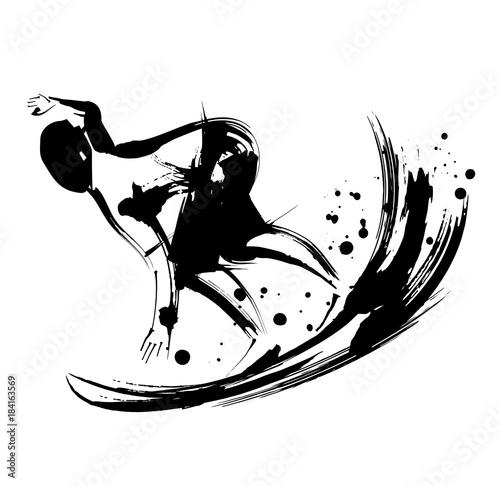 abstrakcyjny-obraz-surfera