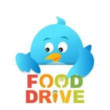 Blue Bird Appeals Food Drive D...