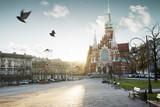 Fototapeta Miasto - Kościół św. józefa na Podgórzu w Krakowie