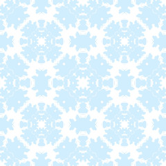 Abstract seamless pattern for your winter design