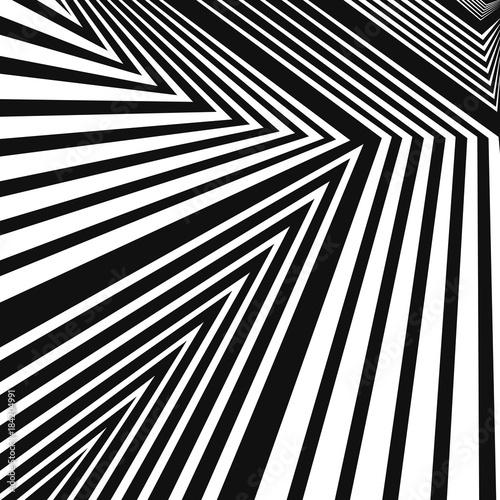 Spoed Foto op Canvas Psychedelic background