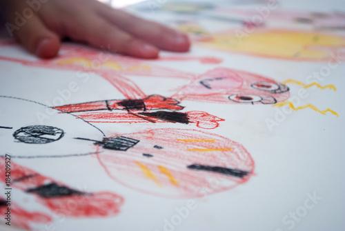 Disegno Di Un Bambino : Disegno di un bambino u2013 kaufen sie dieses foto und finden sie