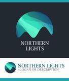 Logotype of Aurora, Northern Lights