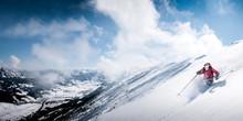 Winter Sports In Bavaria