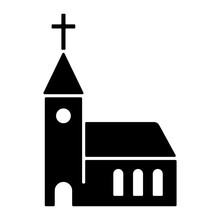 Weihnachten Icon - Kirche