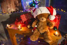 Teddy Bear Doll Wear Christmas...