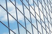 Windows Of Office Skyscraper W...