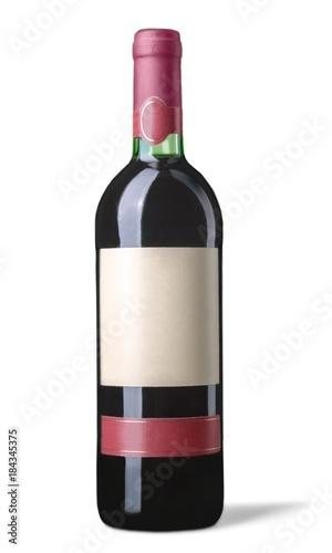 Fotografía  Bottle of Red Wine