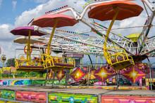 Amusement Park In Romania, Eas...