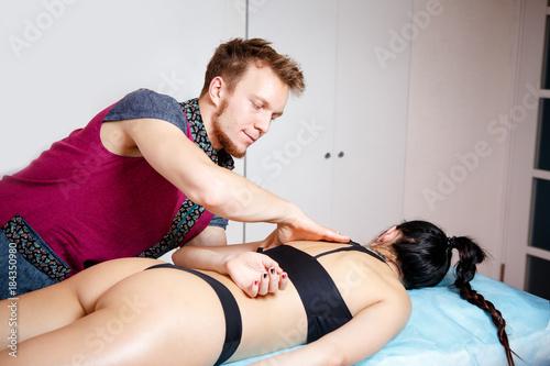 Massage Rooms Petite Teen
