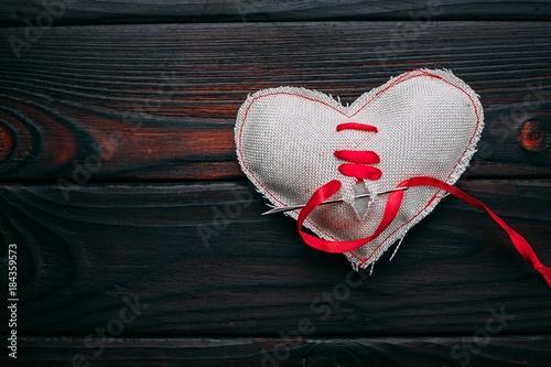 Healing broken heart Canvas