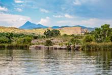 Patagonia Lake State Park With...