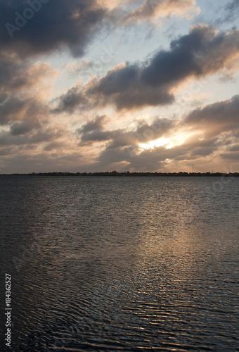 Valokuva  Florida Keys Multi-Color Sunset