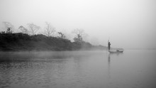 Myth Of Foggy River In Nepal C...