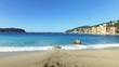 Beach of Villefranche, French Riviera