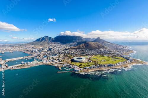 Fotografija Aerial photo of Cape Town