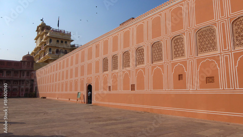 Papiers peints Fortification JAIPUR, INDIA, OCTOBER 19, 2017 - Jaigarh Fort in Jaipur, India, Asia