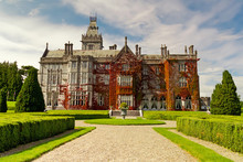 Adare Mansion In Red Ivy, Irel...