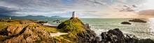 Ynys Llandwyn Lighthouse Angle...