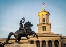 Andrew Jackson Statue Nashville