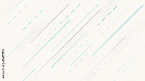 Canvas diagonal thin lines over white background