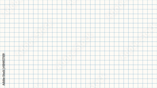 82d3c8be0 thin line check over white background. vector seamless pattern, exercise  book page. square